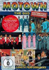 DVD NEU/OVP - Motown - The DVD - Definitive Performances