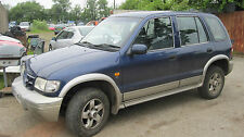 kia sportage breaking for parts