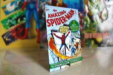 The Amazing Spiderman Marvel Comics issue #1 cover retro vintage fridge magnet
