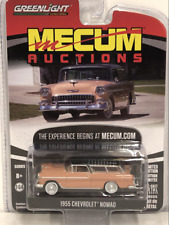 1955 Chevrolet Nomad 1:64 Scale Greenlight 37170A