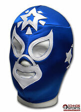 LUCHADORA WHITE STAR MEXICAN LUCHA LIBRE LUCHADOR ADULT WRESTLING MASK
