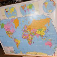 1856 TEXAS MAP TX Sunray Sweeny Taft Tahoka Talty Tarzan Lenorah Tatum Teague XL