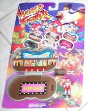 STREET FIGHTER II ACTION FIGURE - E.Honda & M.Bison WORLD FIGHTER Super Nintendo
