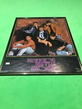 New Kids On The Block Poster #3 - 16X20 - Funky - 1990
