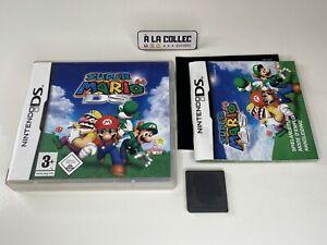 Super Mario 64 DS - Jeu Nintendo DS (FR) - PAL - Avec notice