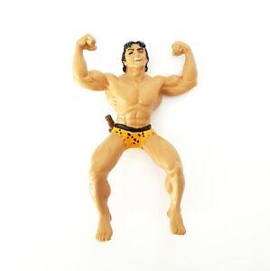 Figurine Collection Tarzan Disjorsa 1999 Tarzan Watch Her Muscle 9,5 CM