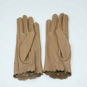 Burberry Gloves Leather