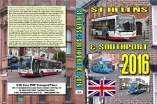3419. St Helens and Southport. UK. Buses. Oct 2016. We haven't been to St Helens