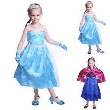 Robes coton mélangé pour fille de 2 à 16 ans