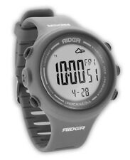 NEW IN BOX MENS Rockwell GODFREY RIDER 2.0 Wrist Watch GREY RIR-113 LIMITED RARE