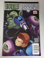 Skrulls VS Power Pack No 1 Sept 2008 Marvel Comic Newsstand Variant K2b95