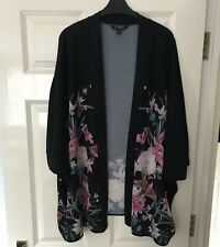 Lipsy Kimono Top Size 18