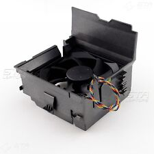 Dell Optiplex Tower Fan & Shroud Model:PV123812DSPF 12V 0.90A CN-0RR527