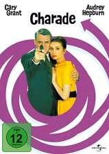 Charade + Audrey Hepburn + Cary Grant + DVD + OVP