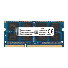 For Kingston 8GB PC3L-12800S DDR3 1600MHz 204pin Laptop SO-DIMM RAM Memory @RS