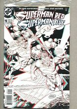 Superman Red Superman Blue #1-1998 nm Factory Poly Bagged 3D