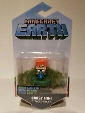 "Minecraft Mini-Figures 1/"" Alex w// Pickaxe Mini Action Figure Mattel Mojang"