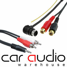 CT29VW01 VW Golf 98-03 Auto Stereo MP3 iPod iPhone AUX in Cavo Adattatore Interfaccia