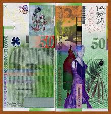 Kamberra, Kingdom, 50 Numismas, 2013, UNC > Sophie Jenlin > Redesigned New Issue