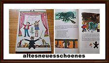 Klassiker Hänsel und Gretel DDR Liederbuch W.Klemke