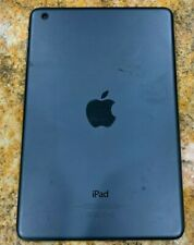 iPad Mini 1st Gen A1432 Back Cover Rear Housing AND A GOOD BATTERY Blue/Slate