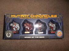 Fantasy Flight Games Mutant Chronicles Order of the Bear