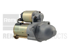Starter Motor-VIN: F Remy 25902 Reman