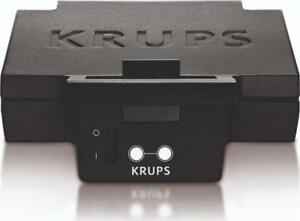 Krups Sandwichmaker FDK451 für Sandwichtoasts in Dreiecksform Antihaftbeschicht