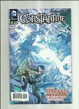 CONSTANTINE . The New 52.  . # 12. DC COMICS .