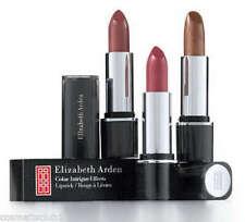 Elizabeth Arden Color Intrigue Effects Lipstick Cocoa Bronze Pearl # 19 - NIB