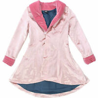 Women's Harry Potter FANTASTIC BEASTS Queenie Goldstein Costume Coat Jacket Pink