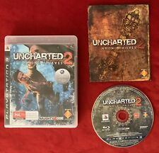Uncharted 2: Among Thieves Game for Sony PlayStation 3 PS3 PAL Complete