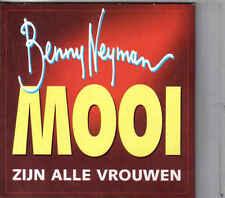 Benny Neyman-Mooi Zijn Alle Vrouwen cd single