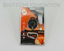 Motorola PEBL330 Personal LED UV Sensor with Carabiner