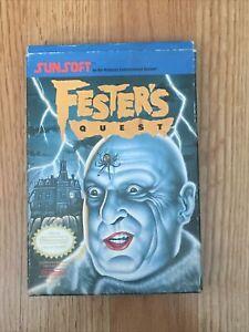 Fester's Quest (Nintendo Entertainment System, 1989)