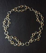 Yves Saint Laurent YSL Chain Link Belt