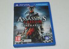 Jeu Assassin's Creed 3 Liberation sur PSvita   complet