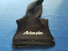 Action Plus Dive Hood with Bib size Small