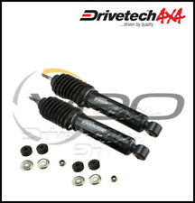 NISSAN NAVARA D21 2.7L TD27 4WD 1/88-3/97 FRONT DRIVETECH 4X4 ENDURO GAS SHOCKS