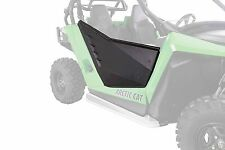 Arctic Cat Black Full Aluminum Door Kit 14-17 Wildcat Trail & Sport 1436-984