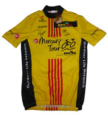 NWT - OLN MERCURY TOUR Autographed Bike Jersey, Men's M