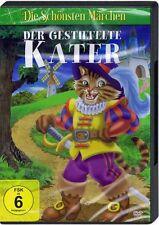 """DVD Die schönsten Märchen: """"Der gestiefelte Kader"""" + Bonus-Film """"Wilhelm Tell"""""""
