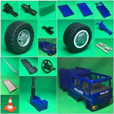 Playmobil Polizei Bundespolizei Mannschaftswagen Ersatzteile   # PM47