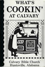 TEA TIME RECIPES * AUBURN AL 1982 GAZEBO COOK BOOK by REX BARRINGON ALABAMA