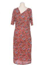Boden knielange Damenkleider aus Viskose