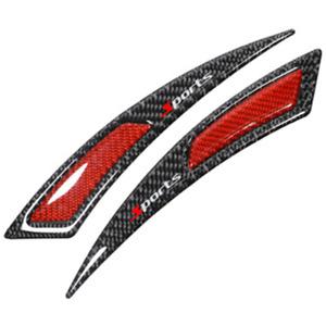 PVC Plastic Fender Flares Splash Guard Fit for Car Wheel Eyebrow Protector Strip