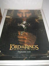 LORD OF THE RINGS RETURN OF THE KING (2003) ORIGINAL 27x40 SS MOVIE POSTER 537Z
