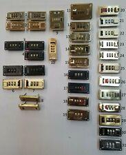 Generic Replacement Combination Lock for Briefcase Luggage Presto Franzen Crest