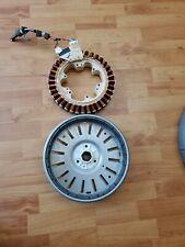 Samsung Washing Machine Wf448Aaw/Xaa Rotor and Stator Used