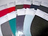 LOVELY CORD OVAL ELBOW PATCHES/TRIMMINGS - 11 GREAT COLORS TO CHOOSE FROM